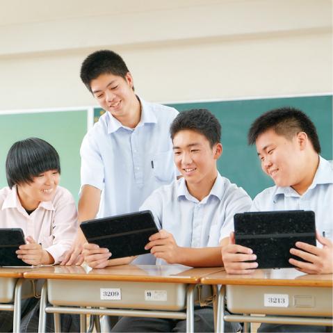 選択型|教育・情報類型